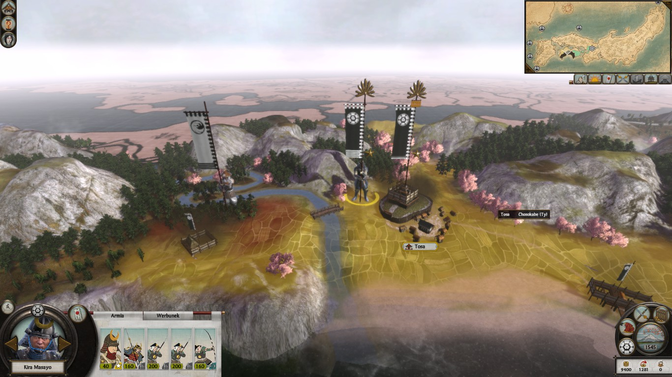 Total War Shogun 2 - 1