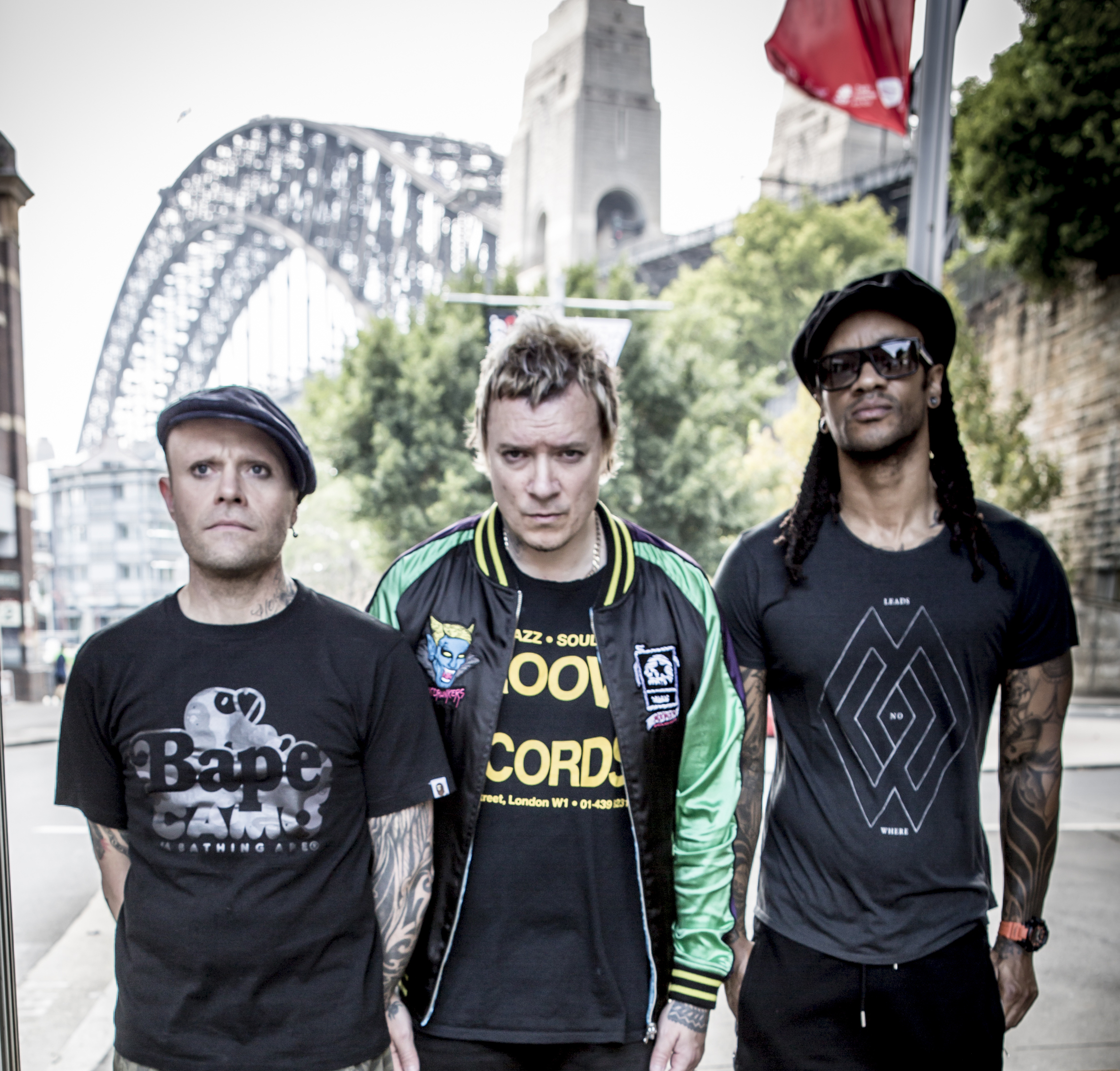 The Prodigy, Capital of Rock, Stadion Wrocław, RavenEye, WolfMother