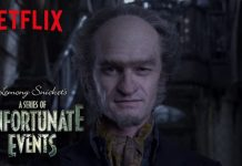 Lemon Snicket Patrick Neil Harris Netflix